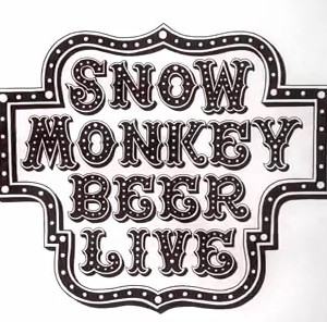 "SNOW MONKEY BEER LIVE 2014 ""Snowy Magics"""