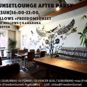 2016 SunsetLounge After Party