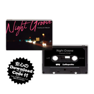 Night Groove mixed by DJ FENER